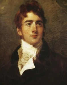O primeiro-ministro, Lorde Melbourne, por Sir Thomas Lawrence.