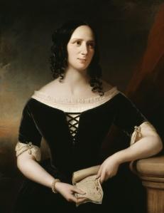 Agnes Strickland, por John Hayes (1846).