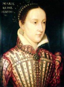 Ao contrário de Elizabeth, Mary Stuart não sacrificou sua vida pessoal em prol do Estado (retrato de François Clouet).