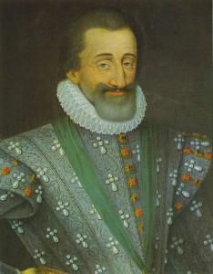 Henrique de Navarra.