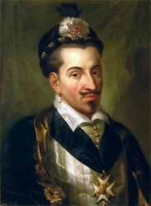 Henrique III da França.