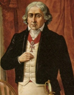 José Bonifácio de Andrada e Silva, por Benedito Calixto.