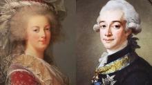 Maria Antonieta e Fersen