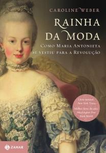 """Capa do livro """"Rainha da Moda"""", publicado no Brasil pela editora Zahar."""