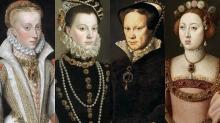 As rainhas de Felipe II