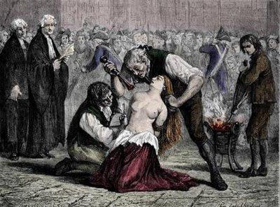 O castigo de Jeanne de La Motte