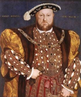 Estima-se que o rei Henrique VIII tenha ordenado a execução de 72.000 pessoa em seu reinado, entre elas, duas de suas esposas.