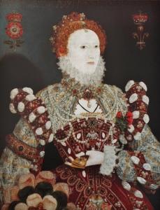 O retrato do Pelicano, atribuído a Nicholas Hilliard.