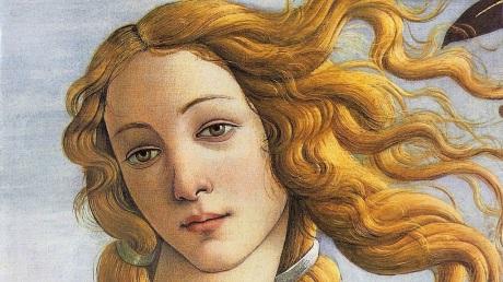 ~1485 Tempera on wood, 172.5 × 278.5 cm (67 7/8 × 109 5/8 in) Galleria degli Uffizi, Florence Digital restoration: Dale Cotton: http://daystarvisions.com