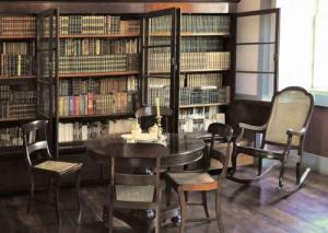 Biblioteca da Casa da Hera