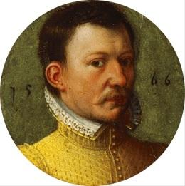 James Hepburn, IV conde de Bothwell. Artista desconhecido, 1566.