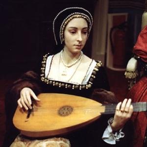 Ana Bolena era uma hábil tocadora e dançarina.