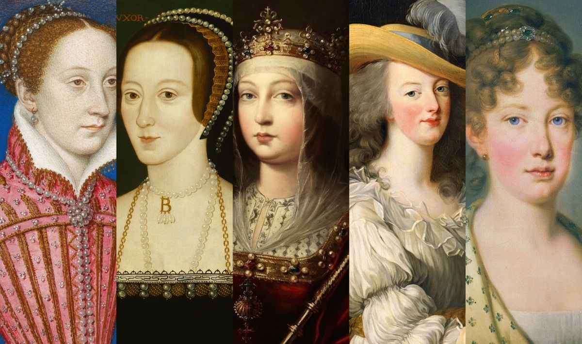 Rainhas Trágicas: mulheres que moldaram a história do mundo ...