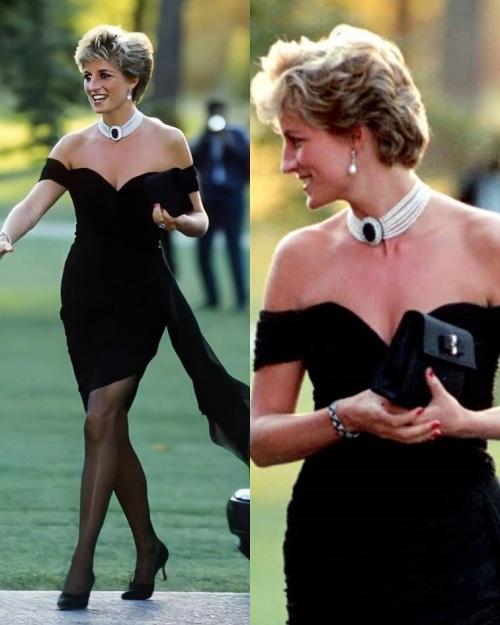 """O """"vestido da vingança""""."""